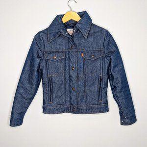 Levi's Ski Levi's Vintage Insulated Denim Jacket